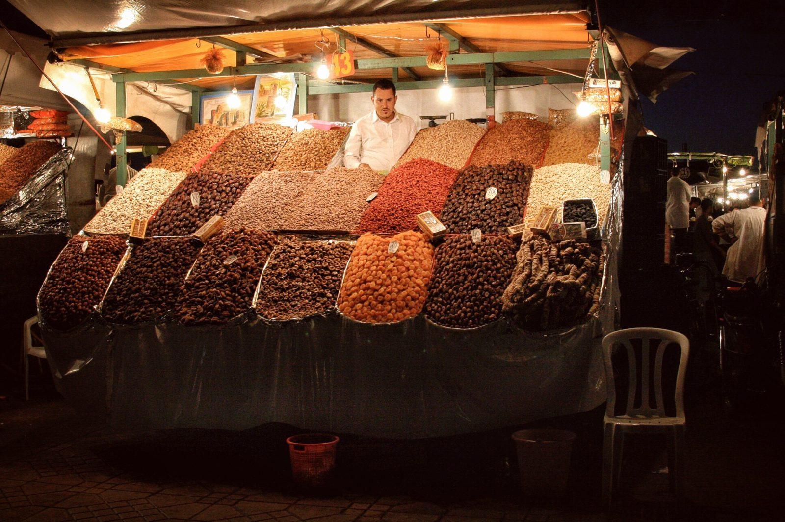 Spices and Herbs Morocco