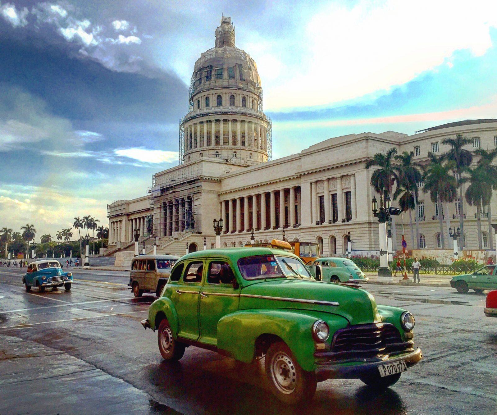 NYC to Havana