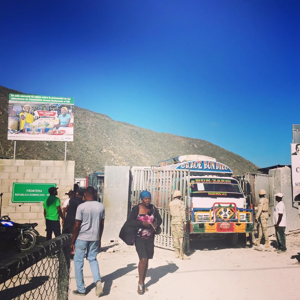 Jimani Haiti Dominican Republic Border Road Trip