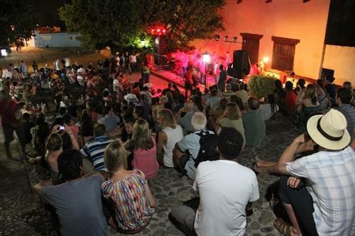 Casa de Musica Trinidad Cuba Nightlife