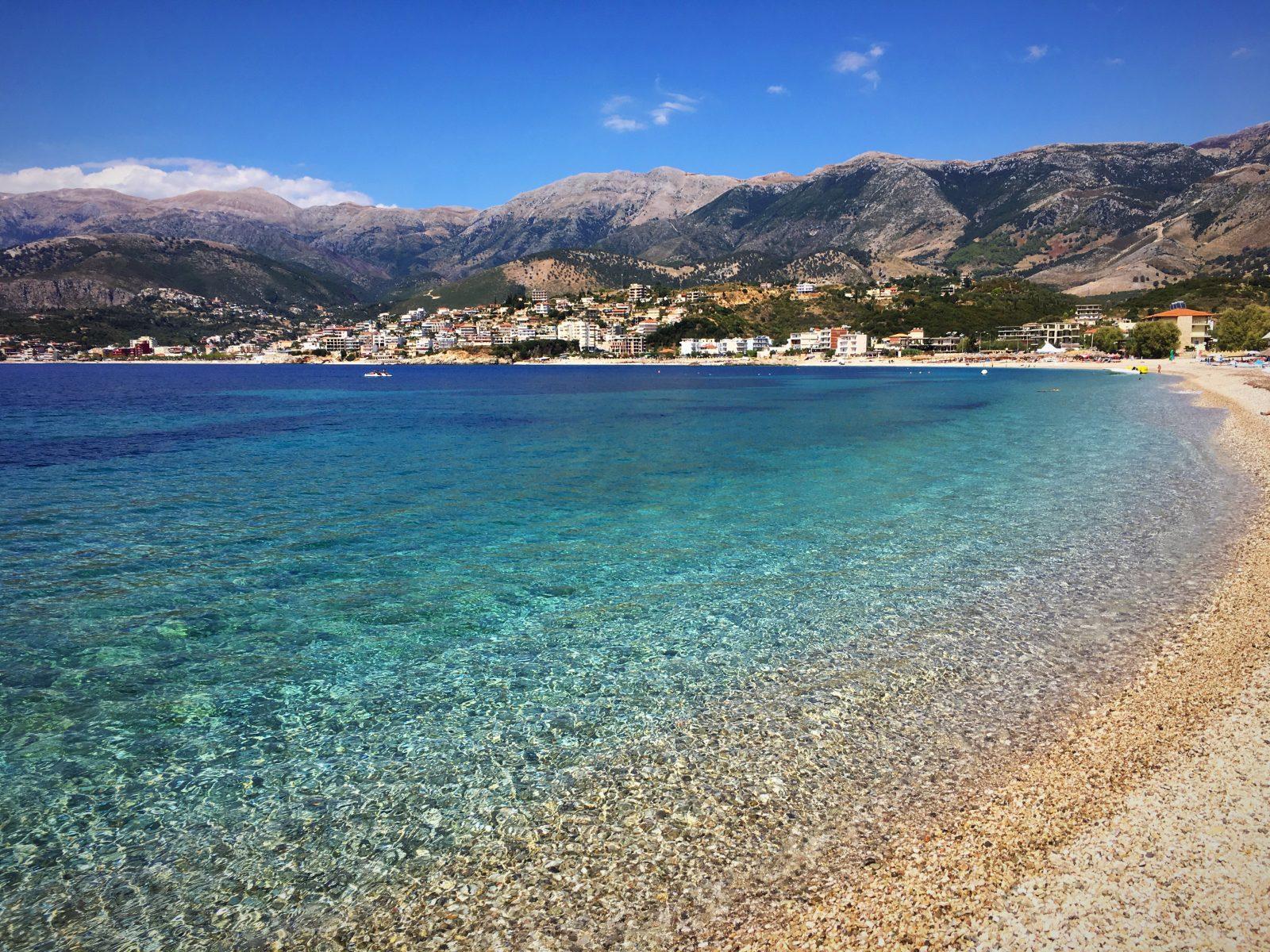 Himara Beach, Albania