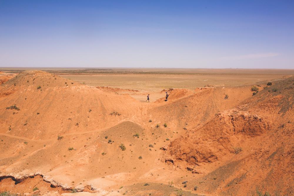 travel to mongolia