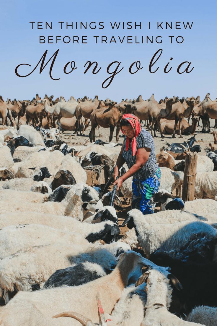 mongolia travels