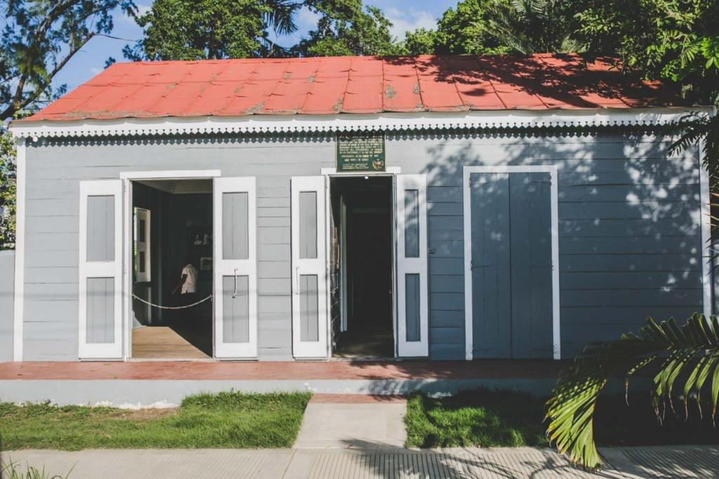 Maximo Gomez House Monte Cristi