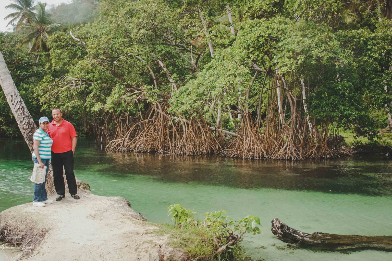 A guided tour of Samana and the natural  landscape of  Salto de Limon.