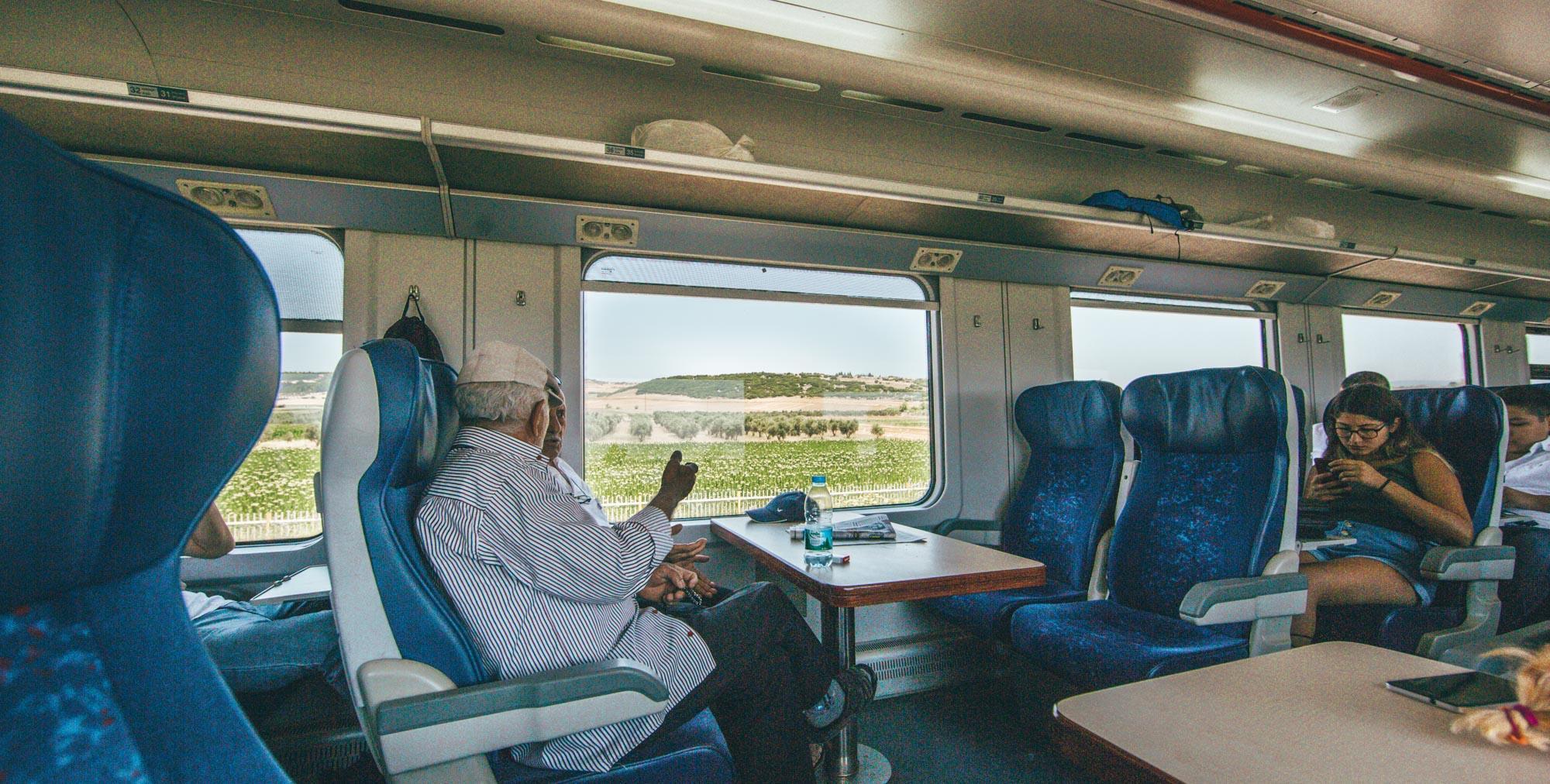 train to selcuk to ephesus