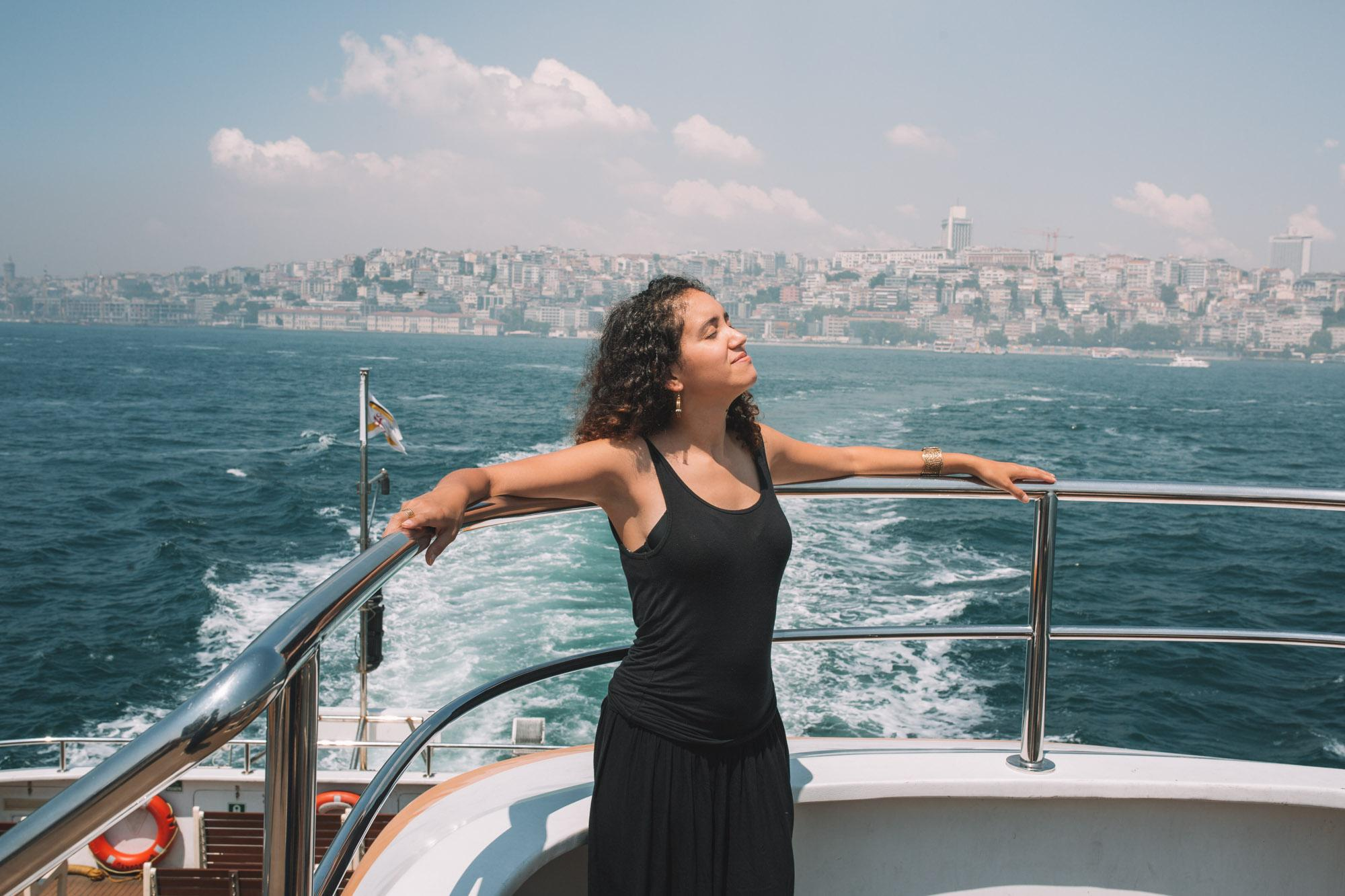 ferry to uskudar