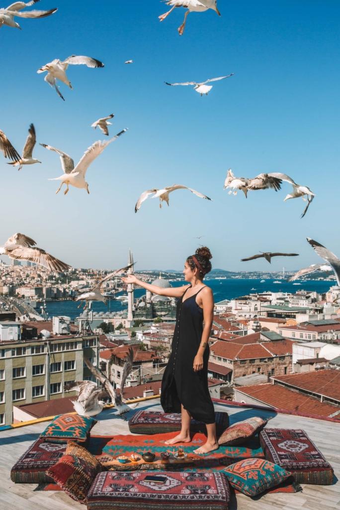 secret rooftops istanbul turkey