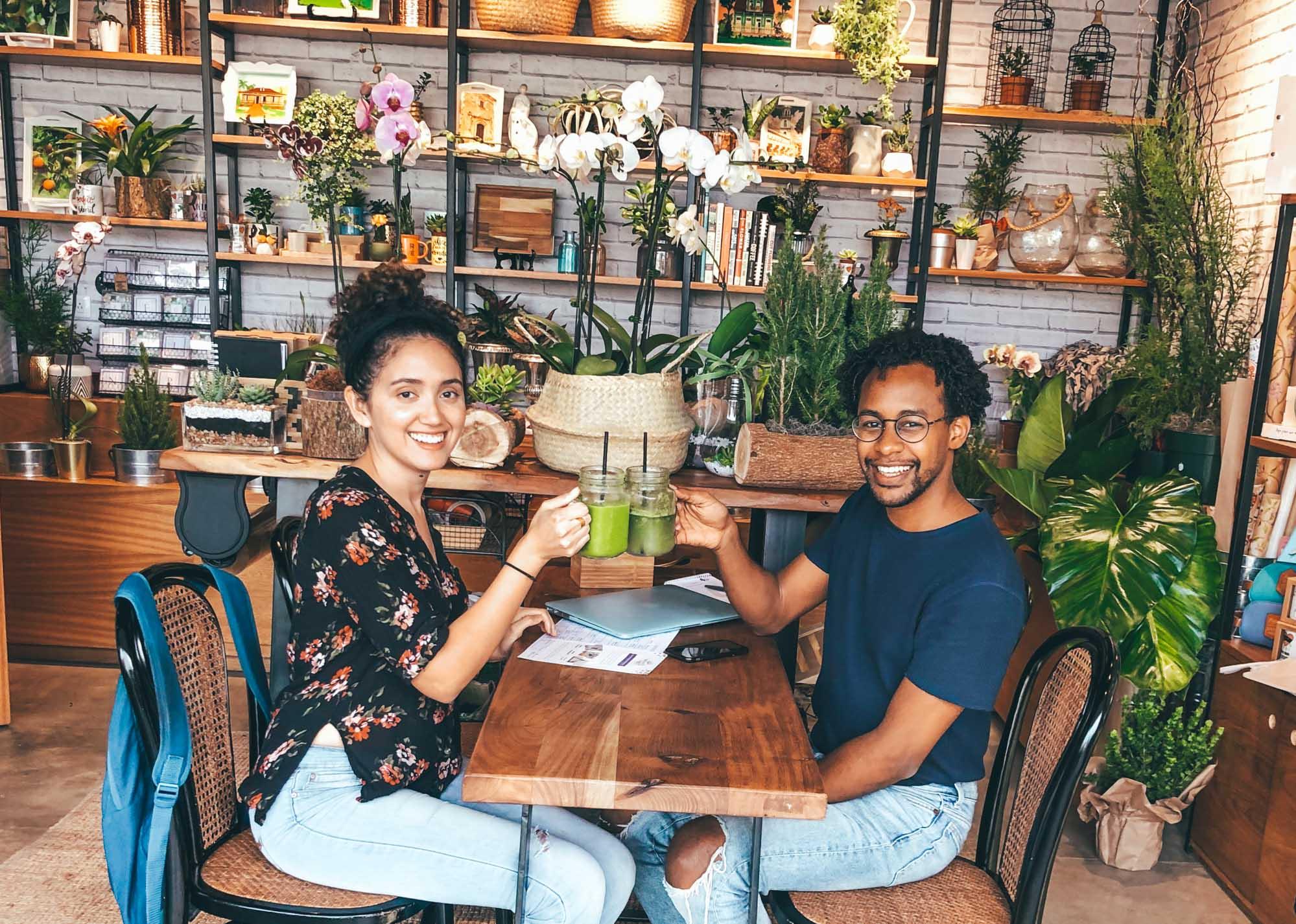 Flor de Cafe Santo Domingo