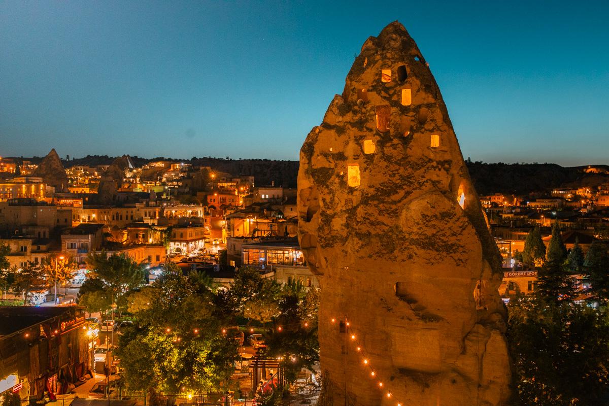 beautiful hotel in cappadocia